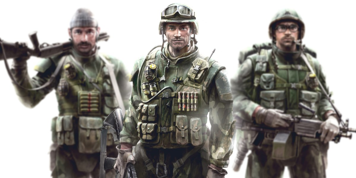 The Art of Battlefield Bad Company 1 & 2 | #34